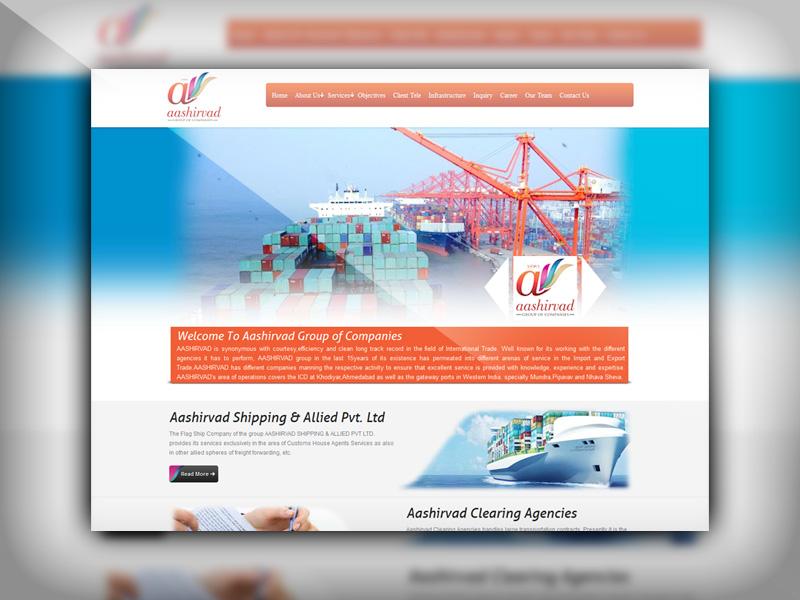 Content Management System Website Portfolio Cms Website